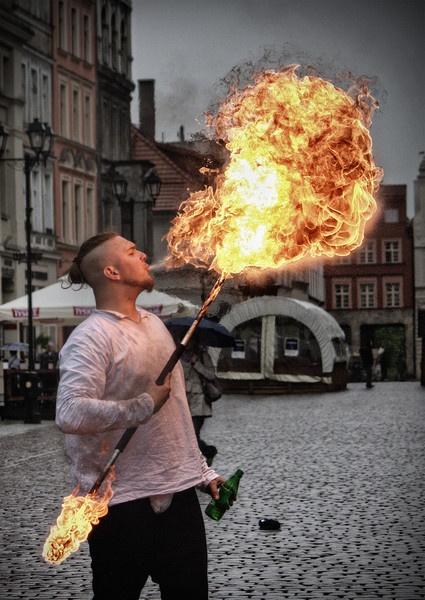 Fire Breathing II by Aenkill