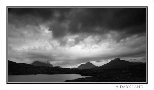 A Dark Land... by Scottishlandscapes