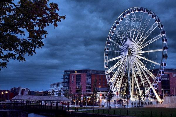 Big Wheel by PaulSR