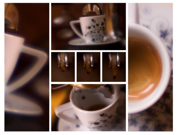I like to drink coffee by bliba