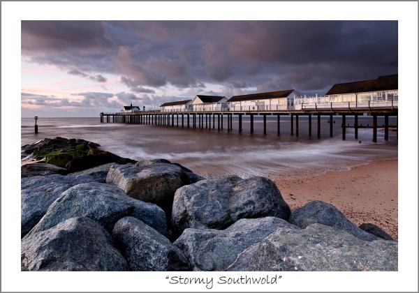Stormy Southwold by Gaz_H