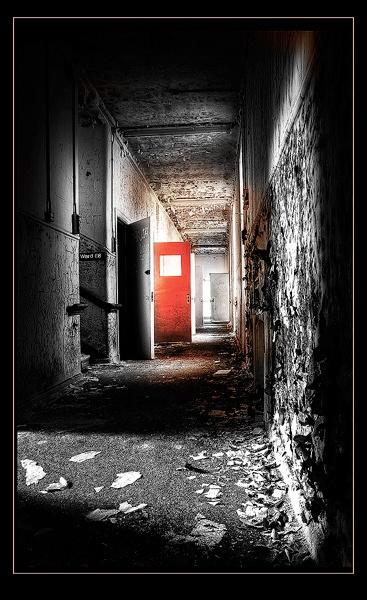 The Asylum Rooms IV by Platchet