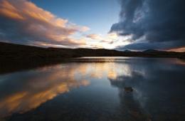 Lochan Sunset