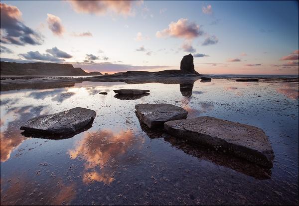 Black Nab, Blue Sky by LeighRebecca