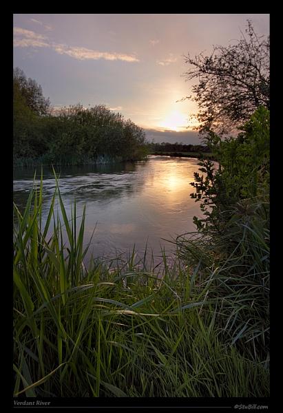 Verdant River by Stubill