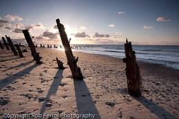 Spurn Point Sunrise