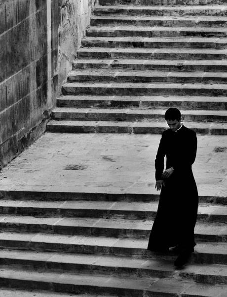 The Priest Agitation by MartinAgius