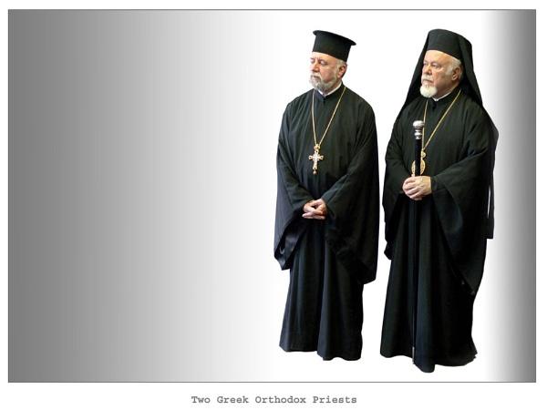 Priests x 2 by WimdeVos