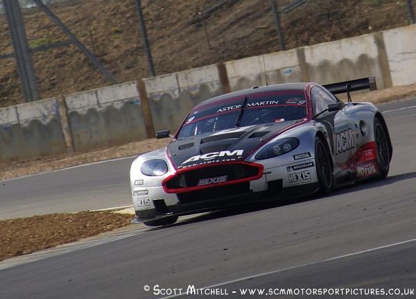 Hexis Racing - Aston Martin DBS9 by motorsportpictures
