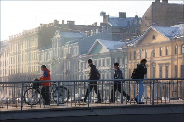 May morning in my city by IgorDrankin