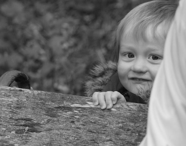 Peek A Boo by Tigerlillie