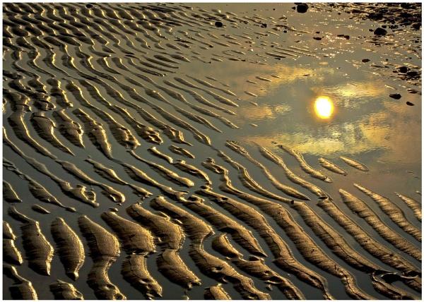Sun Beach by Porthos