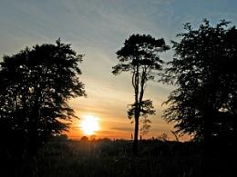 Sunset at Dunnyvadden