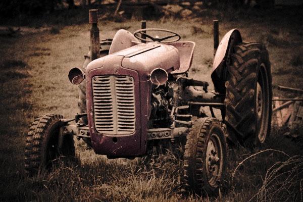 Du Tracteur by dormouse1976