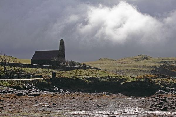 Canna church by Hazelmouse