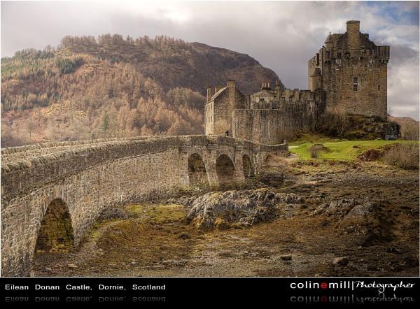 Eilean Donan Castle by BigCol