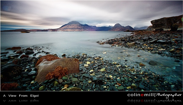 A View from Elgol by BigCol