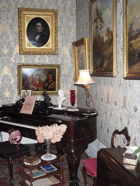 Inside Whitehern Historic House & Garden by TimothyDMorton