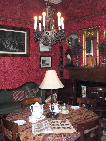 Inside Whitehern Historic House & Garden 02 by TimothyDMorton