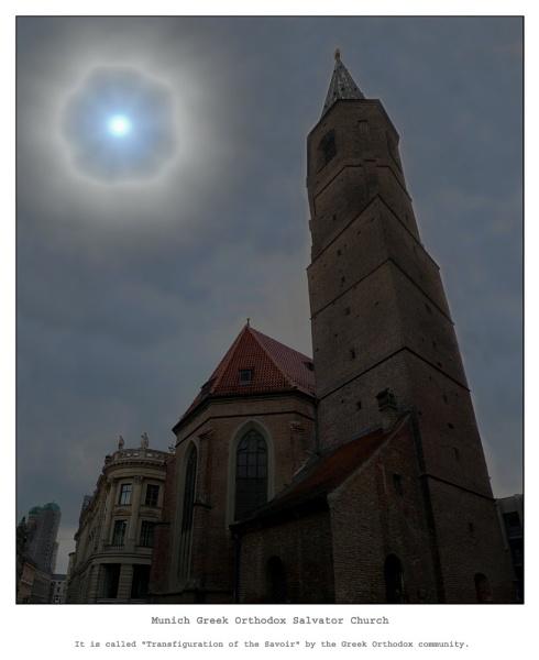 Salvator Church by WimdeVos