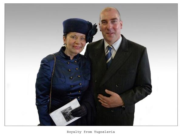 HRH Prince Vladimir of Yugoslavia and Spouse by WimdeVos