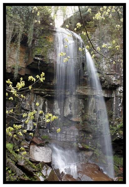 Aberdulias falls by RobbieWales