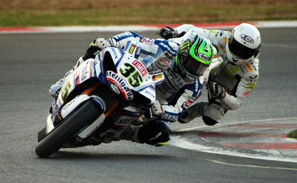 Cal Crutchlow by doolittle