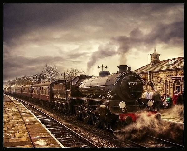 Ramsbottom Station by Rob66