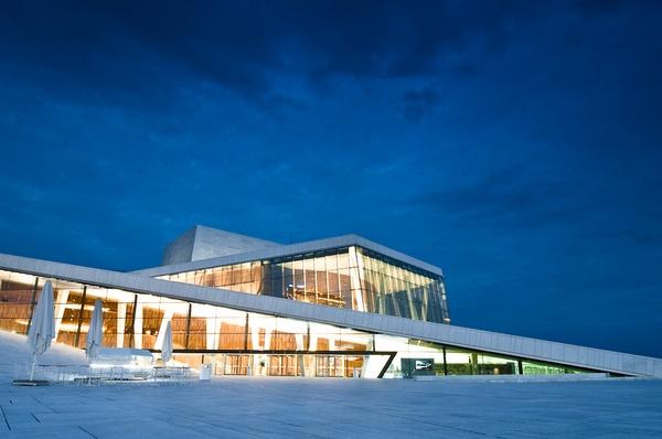 Oslo Opera House by JE