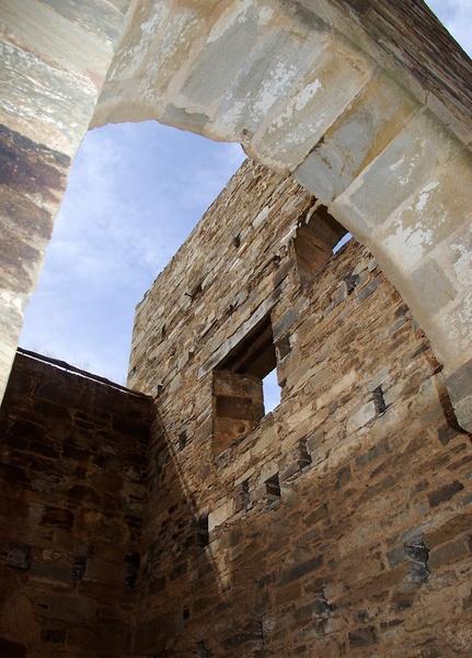 Old Arch by bigredtim