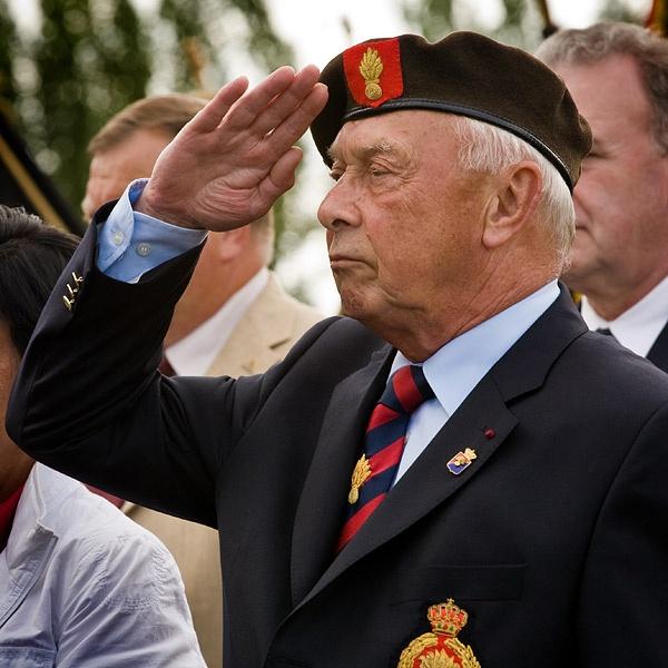 Proud soldier by paul_indigo