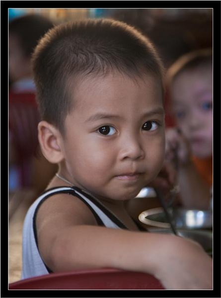 Vietnamese Boy by old timer