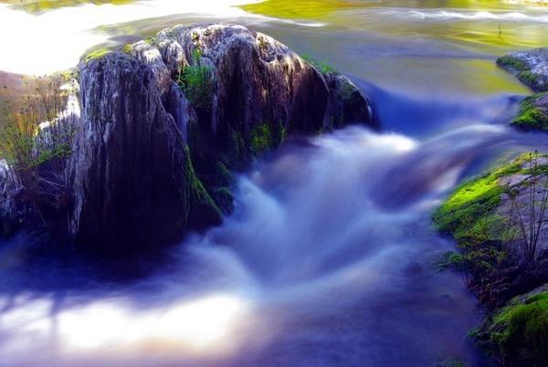 Mills Falls Dreamscape by sputnki