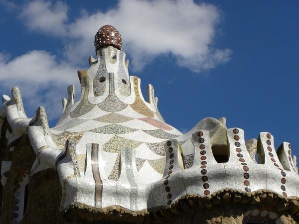 Gaudi Rooftop by trevortractor