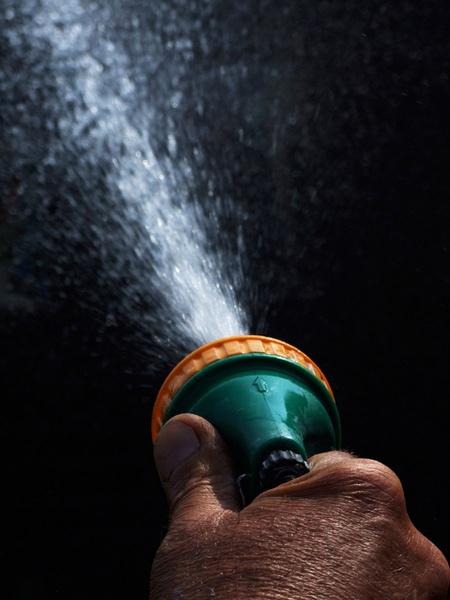 Cool Spray ... by Traceyflowerpots