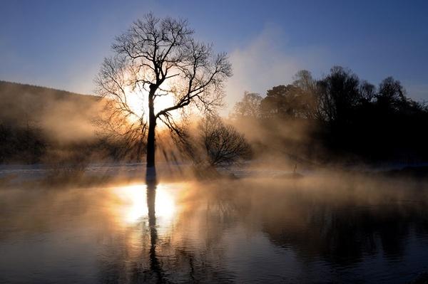 Tweed Sunrise by Andysnapper