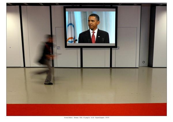 President Obama by WimdeVos