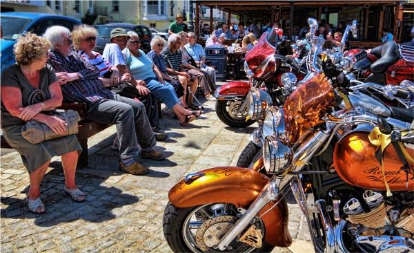 Do you ride Pillion? by pennyspike