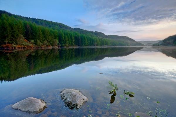Loch Drumnean by munchonu