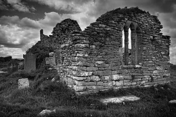 St Dubhans Church by SashaB