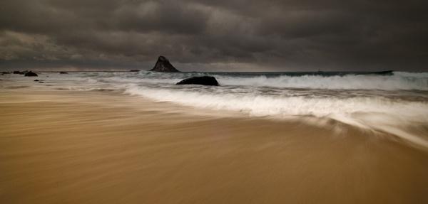 The Beach by widols