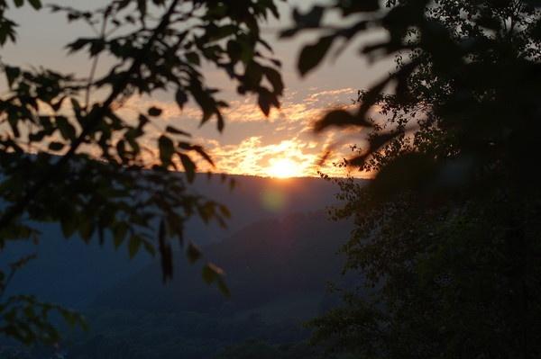 Sunset by Bearspirit29