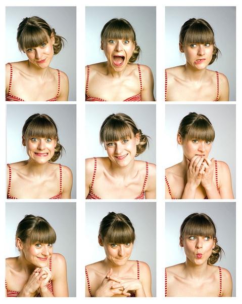 Expressions by Ania Pankiewicz