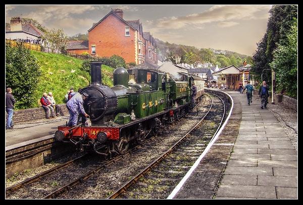 God\'s Wonderful Railway by Rob66