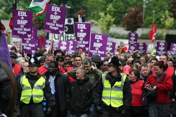 protest march by matt_robinson15