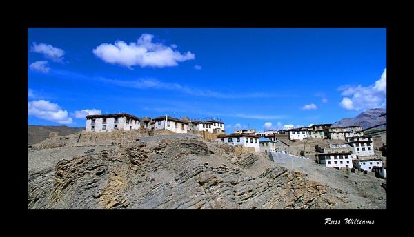 Ki village by hairymonkey