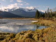 Banff in Autumn by Ken_Dickson