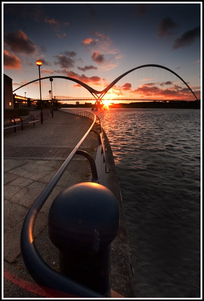 The River Tees by dave thelens