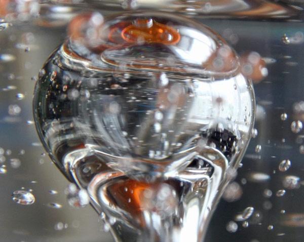 Bubble trouble by vernoj
