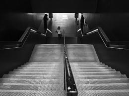 Stairwell, Turbine Hall, Tate Modern